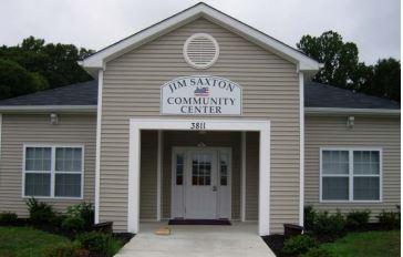 Case Study: Jim Saxon Community Center